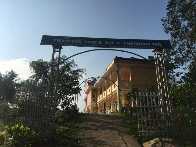 Vụ thầy giáo bị tố làm nữ sinh lớp 8 có thai ở Lào Cai: Thêm thông tin gây sốc về camera giám sát - Ảnh 1