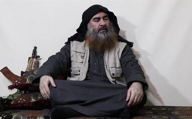 """Thủ lĩnh tối cao IS thừa nhận thua cuộc khi tái xuất sau 5 năm """"mất tích"""" - Ảnh 1"""