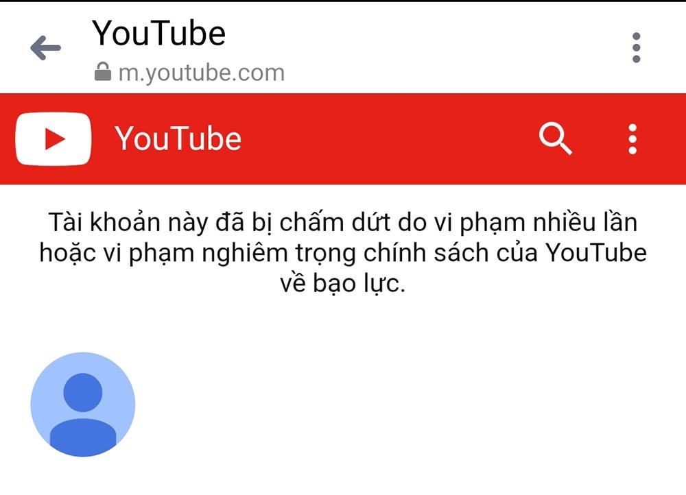 """Youtube xóa kênh kiếm hàng trăm triệu đồng của """"thánh chửi"""" Dương Minh Tuyền - Ảnh 1"""