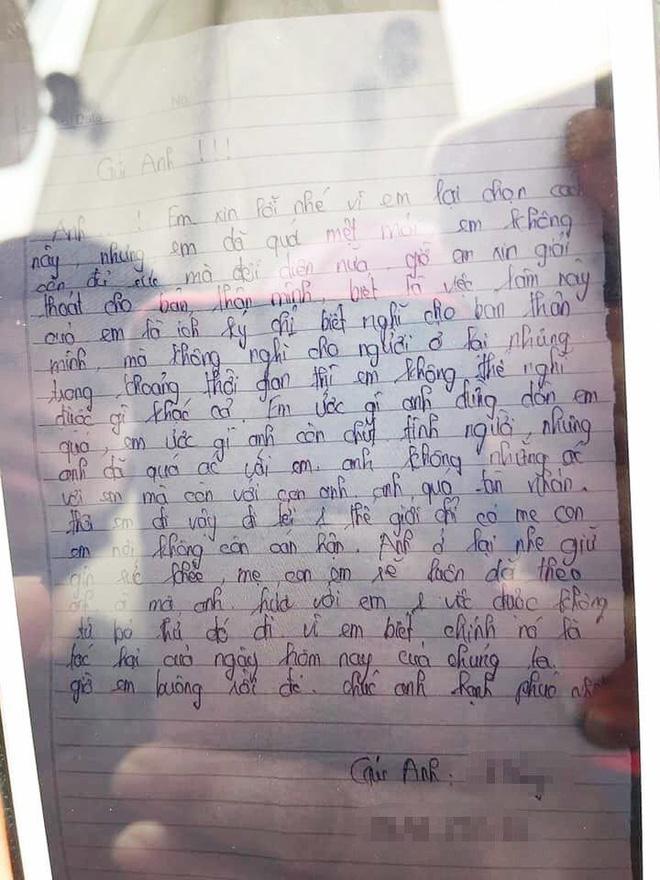 Cô gái trẻ nghi nhảy sông Cấm tự tử gọi điện thoại cho bố mẹ báo đang ở Bắc Giang - Ảnh 2