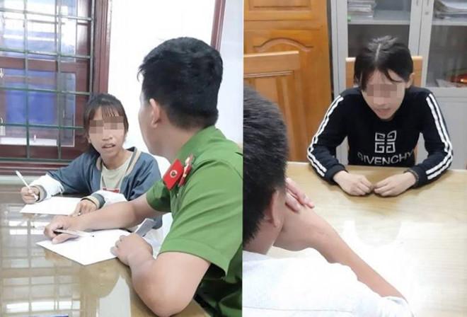 Sở GD-ĐT Quảng Bình chỉ đạo xử lý vụ nữ sinh bị đạp vào bụng, tát tới tấp vào mặt - Ảnh 1