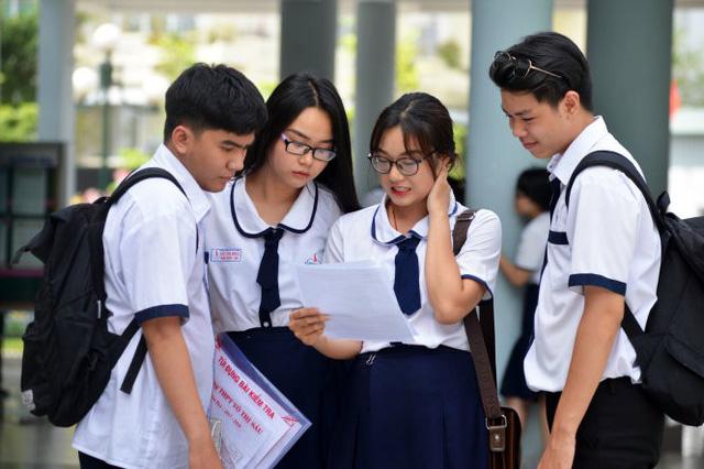 2 điểm mới quan trọng học sinh, phụ huynh cần nắm rõ về quy chế kỳ thi THPT quốc gia 2019 - Ảnh 1