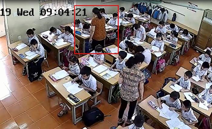 """Cô giáo """"đồng lõa"""" đánh nhiều học sinh ở Hải Phòng cũng bị kỉ luật - Ảnh 1"""