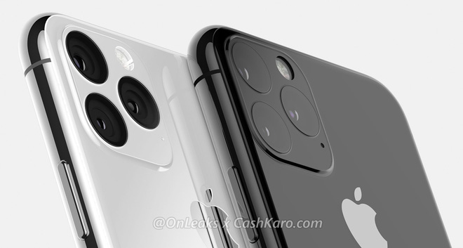 """Rò rỉ video """"khủng"""" mô tả thiết kế tuyệt mỹ của iPhone 11 - Ảnh 1"""