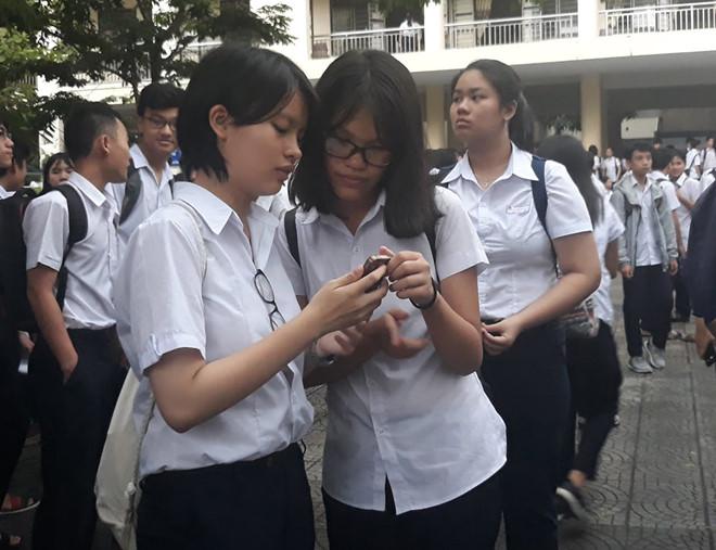 Đà Nẵng bỏ thi ngoại ngữ vào lớp 10: Học sinh yếu tiếng Anh vẫn đạt điểm cao TOEFL  - Ảnh 1