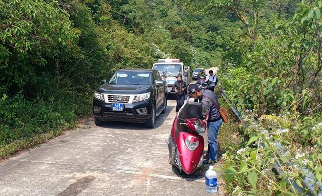 Nữ sinh viên tử vong thương tâm sau cú đâm vào taluy trên núi Sơn Trà - Ảnh 1
