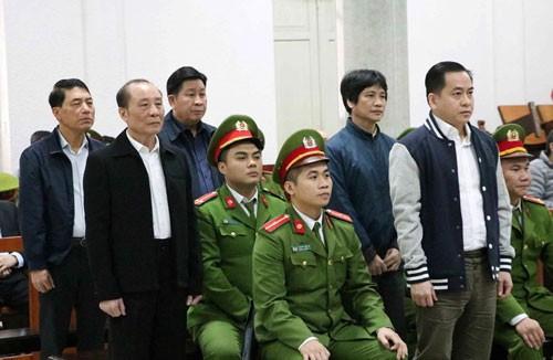 """Vũ """"nhôm"""" và 2 cựu thứ trưởng Bộ Công an lại chuẩn bị hầu tòa - Ảnh 1"""