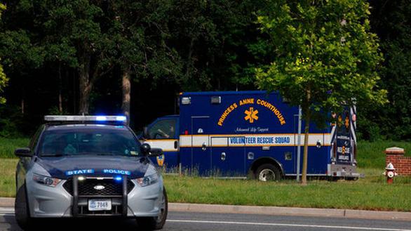 Ngày kinh hoàng ở Virginia: Kỹ sư bất mãn xả súng, ít nhất 12 người chết - Ảnh 1