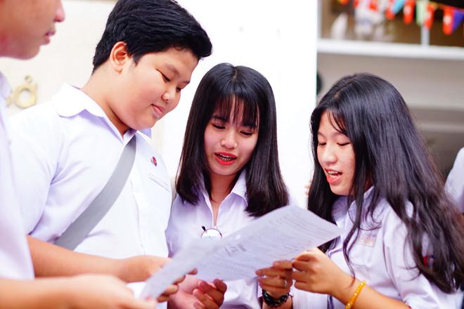 Ngày 12/6 sẽ công bố điểm thi lớp 10 tại TP.HCM - Ảnh 1