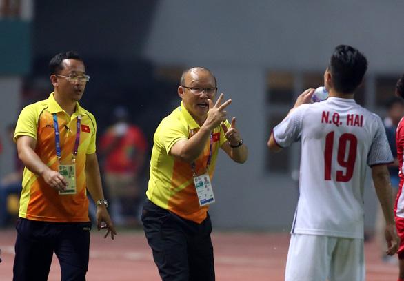 VFF đang đàm phán hợp đồng mới với thầy Park: Người yêu bóng đá nước nhà có thể an tâm - Ảnh 1