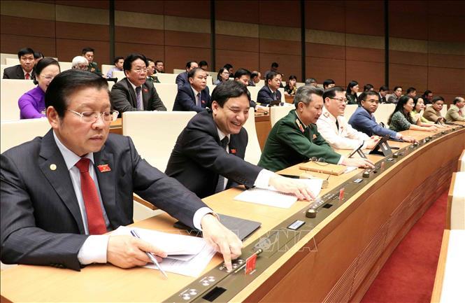 Quốc hội thông qua 3 Nghị quyết quan trọng - Ảnh 5