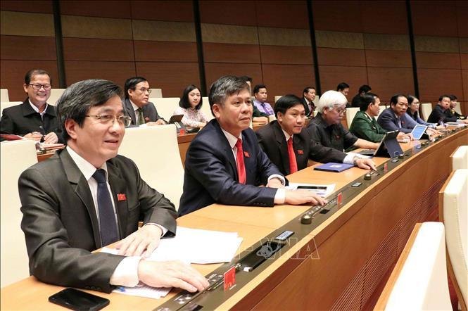 Quốc hội thông qua 3 Nghị quyết quan trọng - Ảnh 6