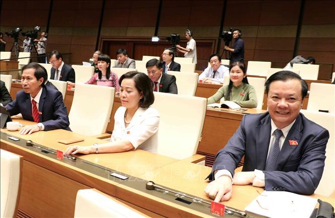 Quốc hội thông qua 3 Nghị quyết quan trọng - Ảnh 7