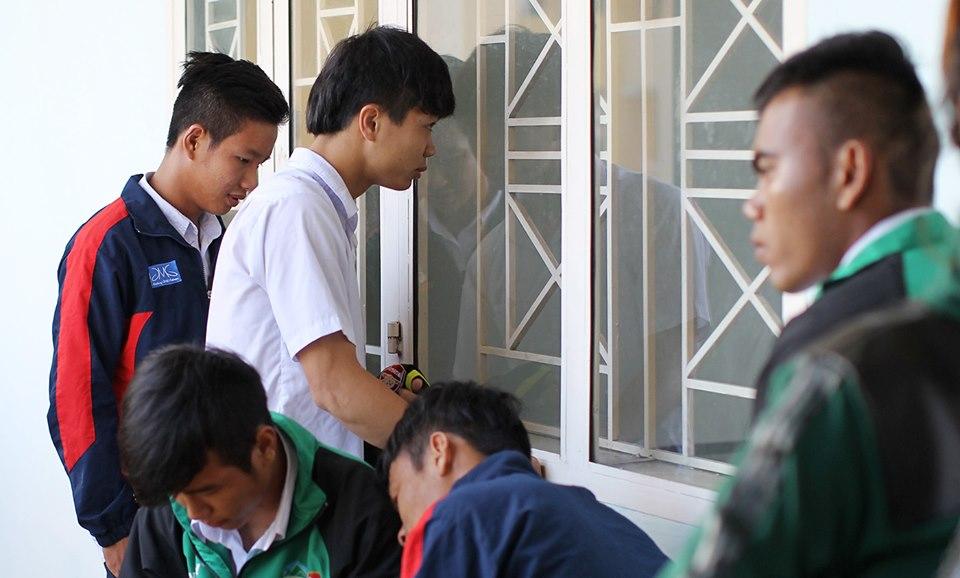 """Rò rỉ hình ảnh """"ngố tàu"""" của dàn tuyển thủ Việt Nam thời còn đi học, """"mặn"""" nhất là Công Phượng - Ảnh 3"""