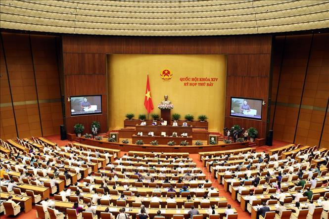 Sáng nay (6/6), Phó Thủ tướng Phạm Bình Minh đăng đàn trả lời chất vấn - Ảnh 1