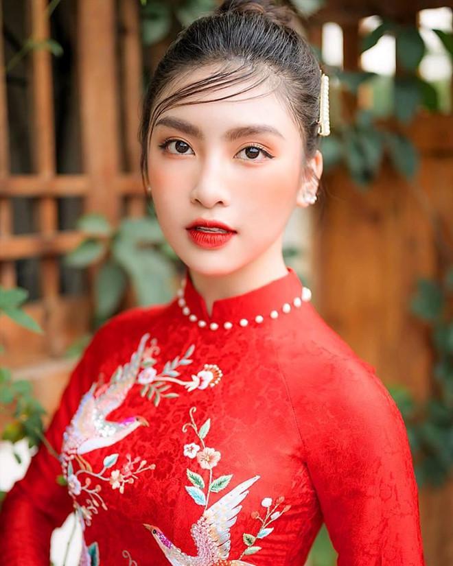 Nhan sắc nữ sinh dự thi THPT khiến cộng đồng mạng xao xuyến vì quá xinh đẹp - Ảnh 3