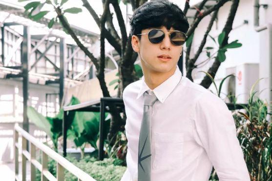 """Rò rỉ loạt ảnh nam thần áo trắng Thái Lan khiến trái tim của hội chị em """"gục ngã"""" - Ảnh 5"""