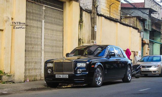 Ngoài ông Lê Thanh Thản, những đại gia Việt nào từng sở hữu siêu xe Rolls-Royce? - Ảnh 3