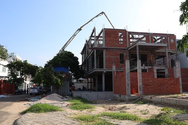 Vũng Tàu: Khởi tố vụ án chiếm đoạt tài sản tại Khu biệt thự Thanh Bình - Ảnh 1