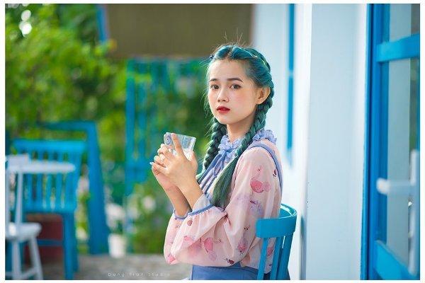 Nữ du học sinh Lào gây thương nhớ vì quá xinh đẹp lại biết 5 thứ tiếng - Ảnh 1