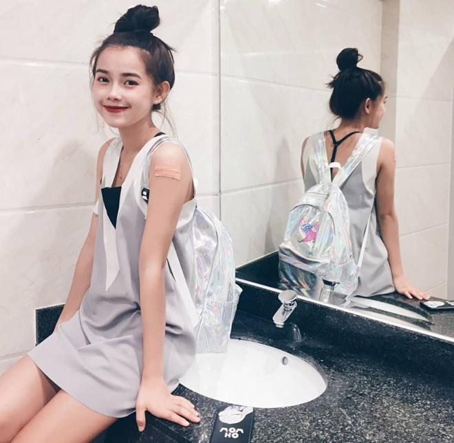 Nữ du học sinh Lào gây thương nhớ vì quá xinh đẹp lại biết 5 thứ tiếng - Ảnh 6