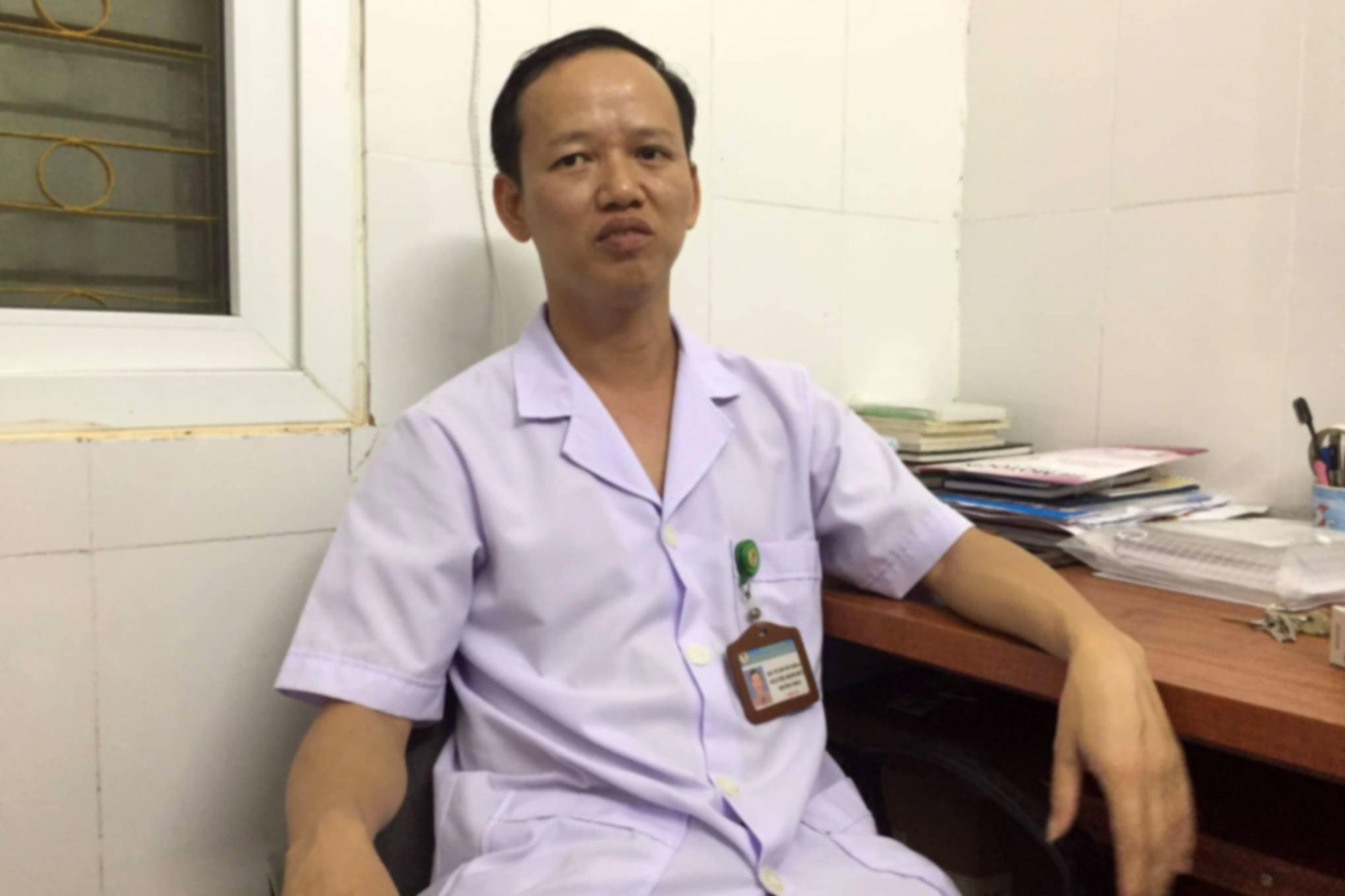 Vụ trẻ sơ sinh tử vong có vết đứt trên cổ tại Hà Tĩnh: Bất ngờ với chuyên môn của bác sĩ trực chính - Ảnh 2