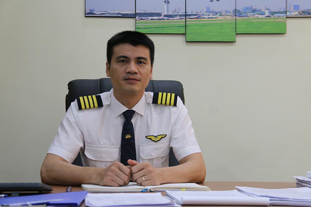 """Cơ trưởng Vietnam Airline tiết lộ """"bí mật"""" sau 21 năm """"đi mây về gió"""" - Ảnh 1"""
