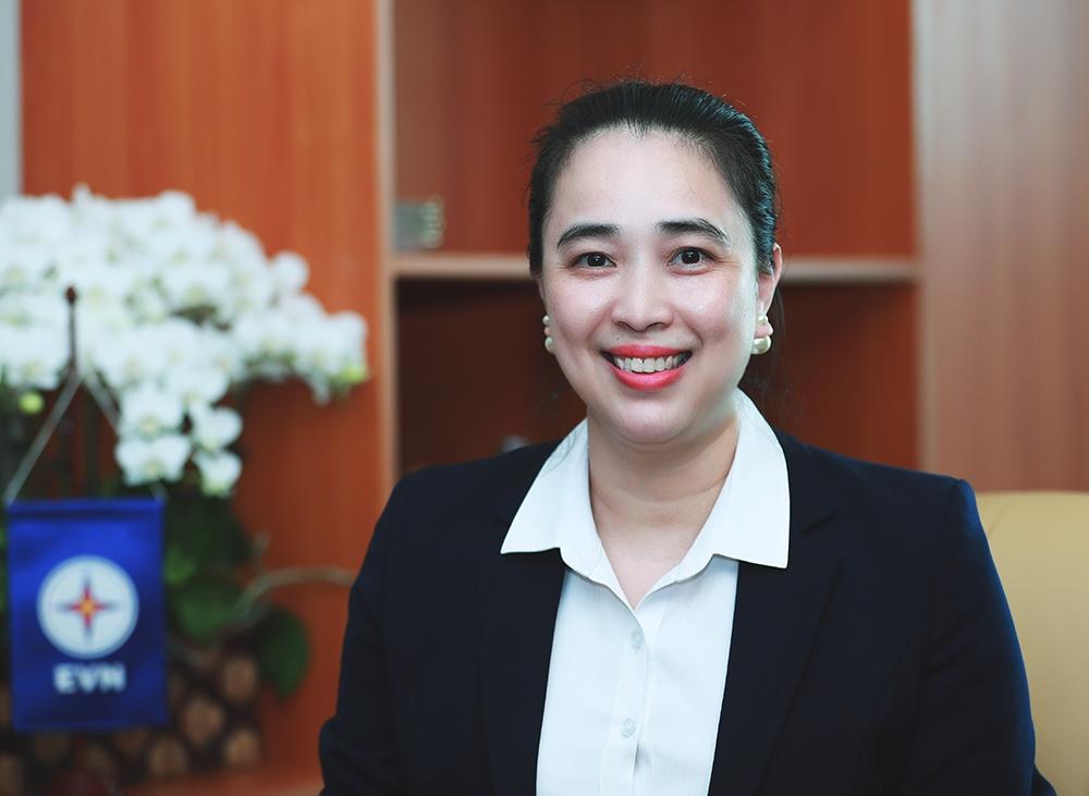 Bà Đỗ Nguyệt Ánh trở thành nữ Tổng Giám đốc đầu tiên trong lịch sử ngành điện  - Ảnh 1