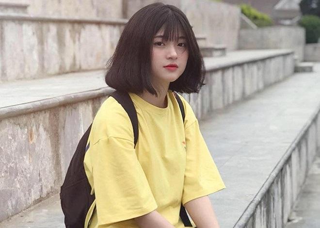 Mê mẩn trước vẻ đẹp thuần khiết của loạt nữ sinh Lào Cai - Ảnh 1