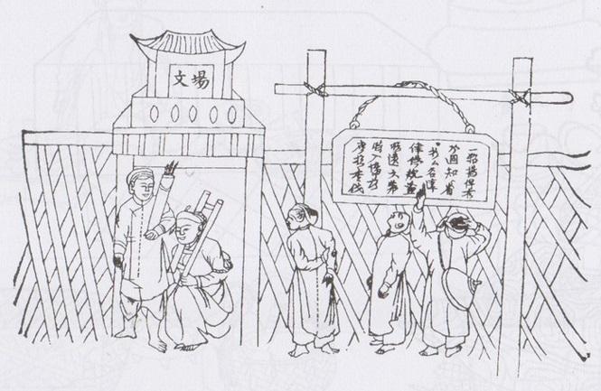 Những vụ gian lận thi cử tày đình trong lịch sử phong kiến Việt Nam - Ảnh 3