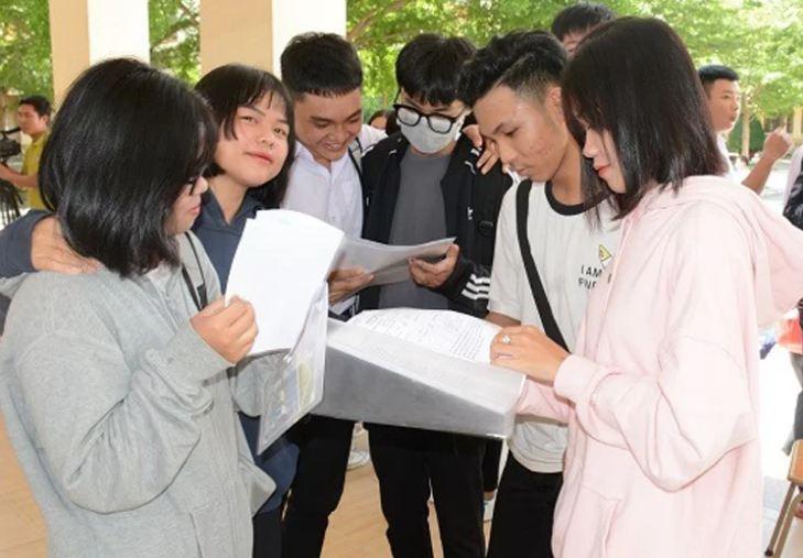 Kỳ thi THPT quốc gia 2019: 58 bài thi điểm 0 được lên điểm sau phúc khảo, mức tăng cao nhất đến 8,75 - Ảnh 1