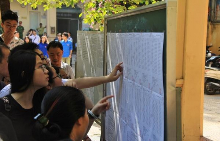 Tô sai mã đề, 3 thí sinh ở Nam Định bất ngờ tăng 28,75 điểm sau phúc khảo - Ảnh 1