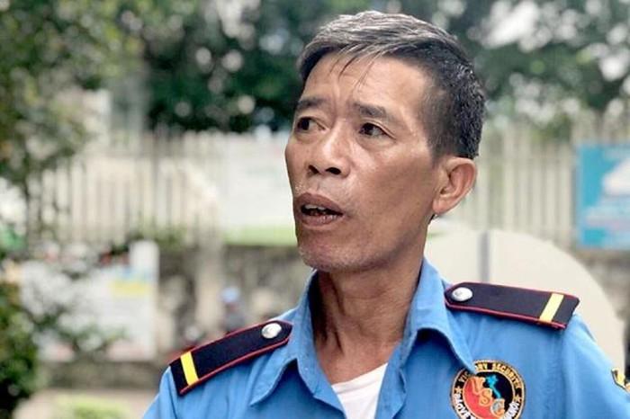 Vụ Phó Giám đốc Sở NN&PTNT Hà Nội tử vong: Bào vệ tòa nhà nói gì? - Ảnh 1