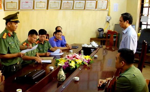 Đề xuất xử lý 210 phụ huynh có con nâng điểm ở Hà Giang - Ảnh 1