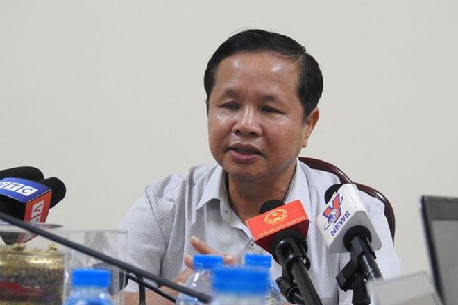 Giám đốc Sở GD&ĐT Hòa Bình làm đơn xin nghỉ chữa bệnh 5 tháng - Ảnh 1