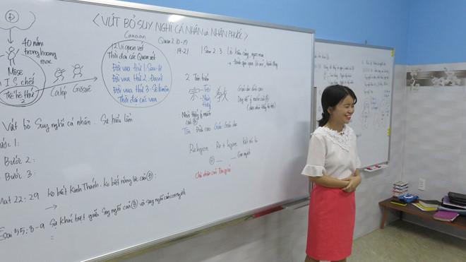 Nữ du học sinh Hàn Quốc cầm đầu nhóm truyền đạo trái phép tại trung tâm ngoại ngữ - Ảnh 2