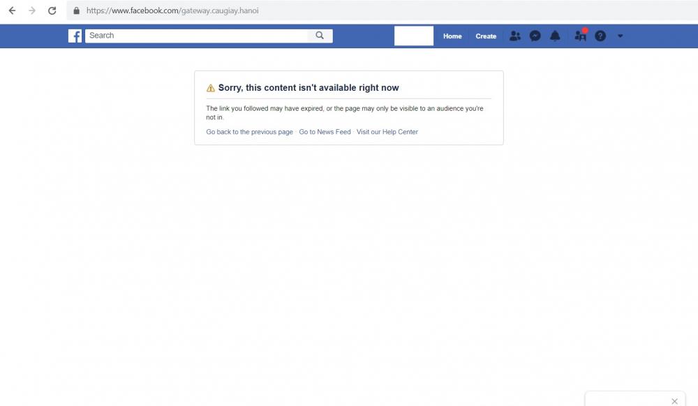 """Tài khoản Facebook của trường quốc tế Gateway """"bốc hơi"""" trong đêm - Ảnh 1"""