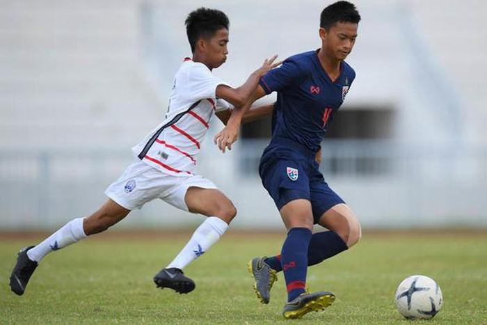 U18 Thái Lan thua tan nát trước đội bóng được đánh giá yếu nhất mùa giải U18 Đông Nam Á 2019 - Ảnh 1