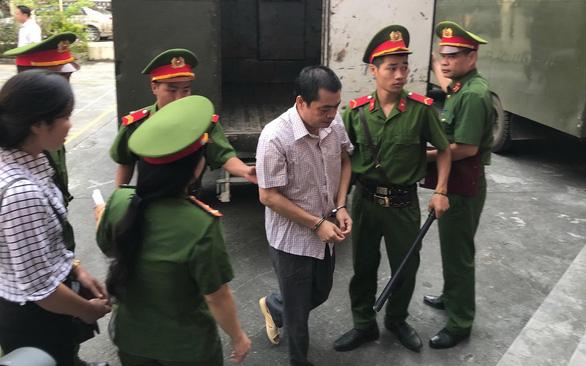 Triệu tập 191 người trong vụ xét xử gian lận thi cử Hà Giang sáng nay (18/9) - Ảnh 1