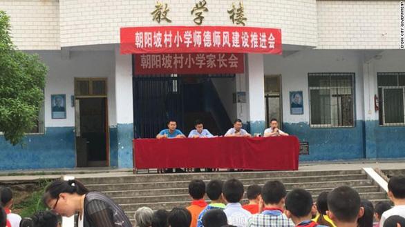 Trung Quốc: 8 học sinh tiểu học bị sát hại dã man trong ngày khai giảng - Ảnh 1