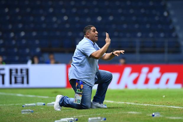HLV U23 Jordan: Lẽ ra chúng tôi đã có thể ghi ít nhất 3 bàn trong hiệp 1 - Ảnh 1