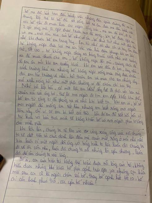 Bài văn tả bố của học sinh lớp 7 khiến mọi người rưng rưng vì không thể chân thực hơn - Ảnh 2