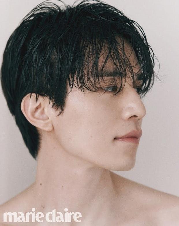 Tiết lộ loại gen hiếm giúp nam tài tử Lee Dong Wook sở hữu vẻ đẹp nam thần đầy ma mị - Ảnh 2