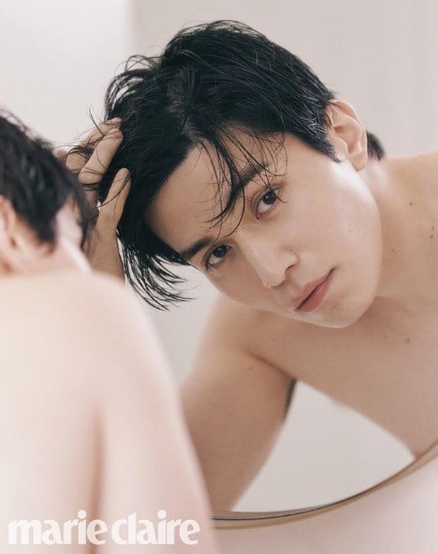 Tiết lộ loại gen hiếm giúp nam tài tử Lee Dong Wook sở hữu vẻ đẹp nam thần đầy ma mị - Ảnh 4