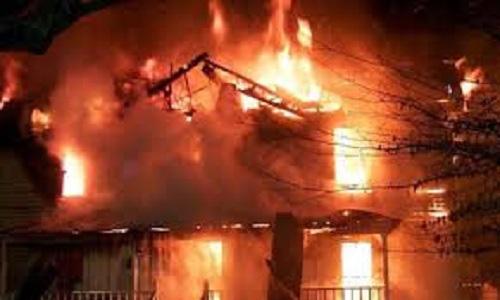 Điều tra vụ hỏa hoạn khiến 2 người tử vong - Ảnh 1