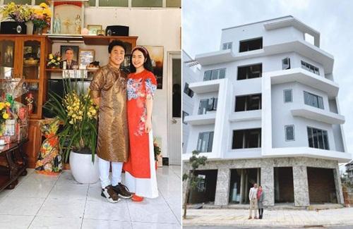 Dàn sao Việt báo hiếu bố mẹ khi thành công: Hòa Minzy mua nhà tiền tỷ, Lý Nhã Kỳ đưa mẹ đi vi vu khắp nơi - Ảnh 2