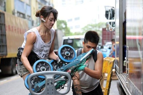 """""""Hot girl"""" cửu vạn xinh đẹp nhất Hong Kong gây sốt mạng xã hội 2 năm trước giờ ra sao? - Ảnh 1"""