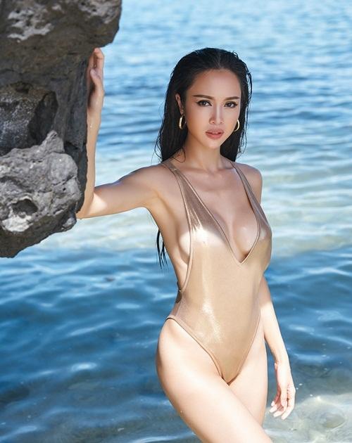 """""""Phát hờn"""" với vẻ đẹp gợi cảm của chân dài được Vũ Khắc Tiệp khen có body đẹp nhất Việt Nam  - Ảnh 5"""