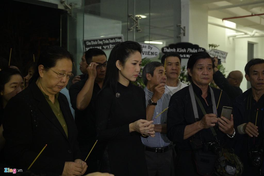 Con trai nghệ sĩ Chánh Tín chưa thể có mặt ở Việt Nam nhìn mặt cha lần cuối - Ảnh 3