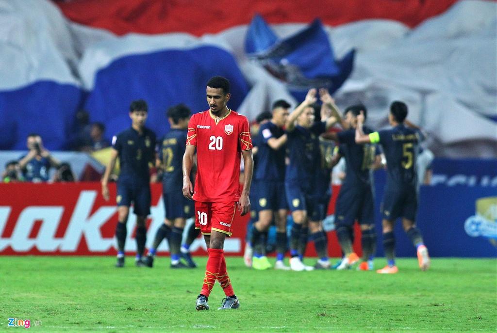 """Thua """"sấp mặt"""" U23 Thái Lan, cầu thủ Bahrain bỏ về, không bắt tay đối thủ - Ảnh 1"""